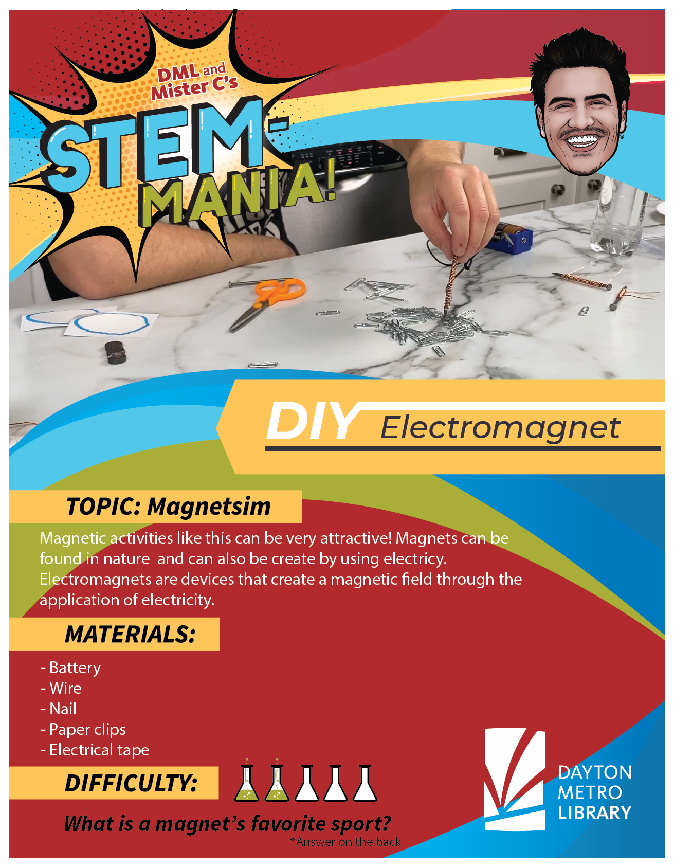 Electromagnet Activity Sheet