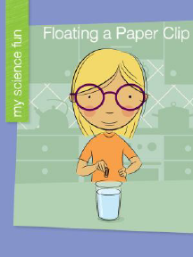 Make a paperclip float